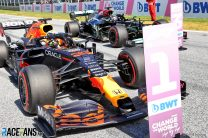 The stats which show how Red Bull are ending Mercedes' dominance of F1
