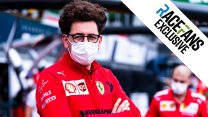 'We must learn from our mistakes, not blame people': Ferrari's Binotto speaks to RaceFans