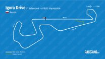 Igora Drive building new track extension for first F1 race in 2023