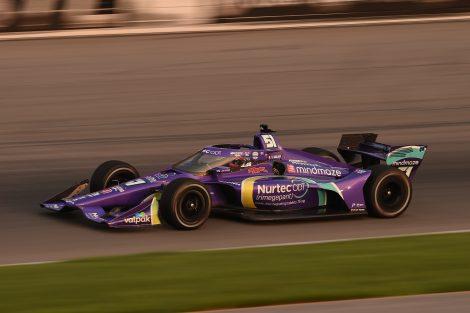 Romain Grosjean, Coyne/Rick Ware, Gateway, IndyCar, 2021