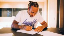 Even Hamilton's critics should be pleased he signed for two more years