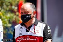 """Vasseur on Alfa's """"huge step forward"""" and why he's vexed by technical directives"""