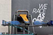 McLaren, Red Bull Ring, 2021
