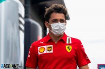 """First impression of new 2022 F1 car in simulator is """"very different"""" – Leclerc"""
