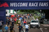 Paddock Diary: Austrian Grand Prix part one