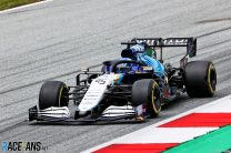 Roy Nissany, Williams, Red Bull Ring, 2021