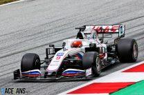 Nikita Mazepin, Haas, Red Bull Ring, 2021