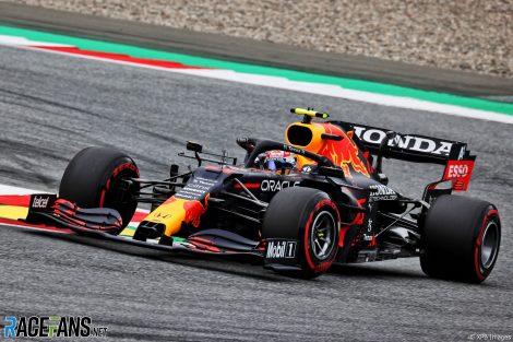Sergio Perez, Red Bull, Red Bull Ring, 2021