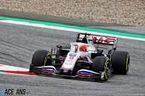 Mazepin gets new chassis for Belgian Grand Prix