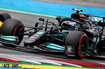 Mercedes bringing upgrade to W12 for next race