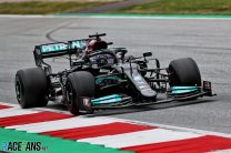 Hamilton leads Mercedes one-two ahead of Verstappen in second practice