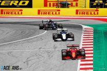 """Williams had """"quicker package"""" than Ferrari, admits Sainz"""