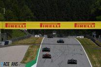 Formula 1 2021: Austrian GP