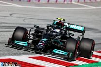 Valtteri Bottas, Mercedes, Red Bull Ring, 2021