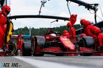 Charles Leclerc, Ferrari, Red Bull Ring, 2021