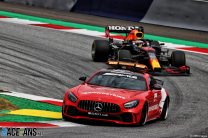 Safety Car, Red Bull Ring, 2021