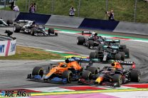 """""""Stupid"""" penalty points system is not what F1 should be – Norris"""