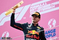 Verstappen's first grand slam drives Hamilton's points deficit to five-year high