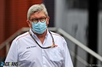 """Brawn """"nervous"""" but optimistic ahead of F1's first Sprint race weekend"""