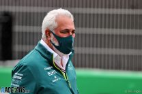Aston Martin to announce another major F1 team hiring