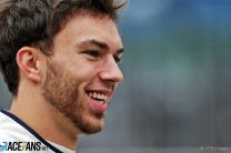 """Gasly's chance of Red Bull return """"depends on how Sergio is performing"""""""