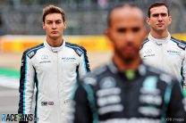 No malice in Hamilton's collision with Verstappen – Russell