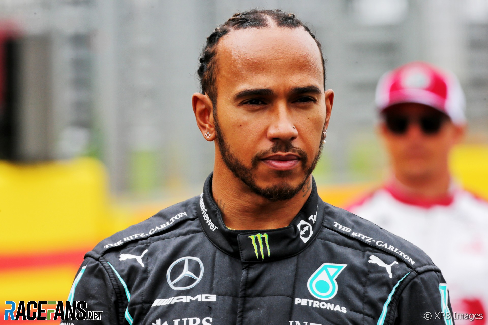 Lewis Hamilton, Mercedes, Silverstone, 2021