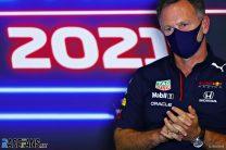 Christian Horner, Red Bull, Silverstone, 2021