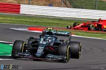 Sebastian Vettel, Aston Martin, Silverstone, 2021
