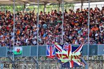 Fans, Silverstone, 2021
