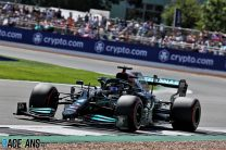 2021 British Grand Prix race result