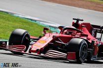 Nicholas Latifi, Williams, Silverstone, 2021
