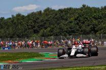 Antonio Giovinazzi, Alfa Romeo, Silverstone, 2021