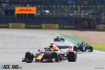 Perez's mistake leaves Verstappen vulnerable to a twin-pronged Mercedes attack