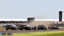 """""""We should avoid it but it happens"""" says Steiner after drivers collide"""