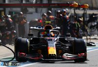 How Hamilton and Verstappen benefitted from their team mates' sacrifices on Sunday