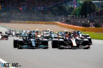 Hamilton 'braked 23 metres too late' but crash wasn't deliberate, says Horner