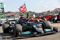 Mercedes feel closer to the title fight after Silverstone win – Wolff