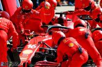 Hungary win unlikely for Ferrari despite Silverstone near-miss