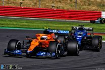 """Norris doubts podium was possible despite pit stop """"double blow"""""""