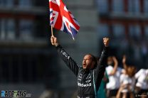 Hamilton's smash-and-grab home win drives rivalry with Verstappen to new heights