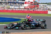 2021 British Grand Prix in pictures
