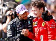 "Hamilton: Pass on ""respectful"" Leclerc shows how Verstappen move should have gone"