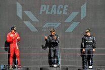 Motor Racing – Formula One World Championship – British Grand Prix – Race Day – Silverstone, England