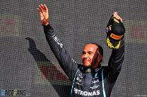 "Hamilton dismisses Verstappen's complaint his Silverstone celebration was ""disrespectful"""