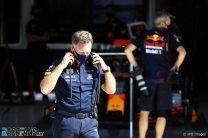 "FIA unmoved as Horner calls Mercedes' lobbying of stewards ""unacceptable"""