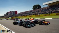 """Why Hamilton """"wasn't seen as wholly to blame"""" for the Verstappen crash"""