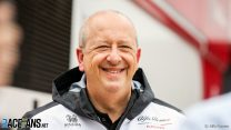 """Why the man who said """"motorsport is dead unless it's electrified"""" re-committed Alfa Romeo to F1"""