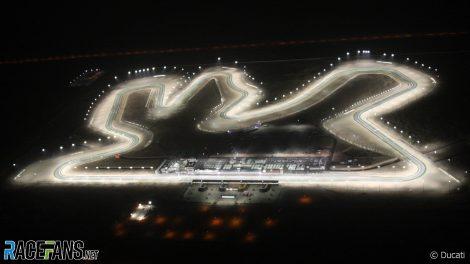 Losail International Circuit, Qatar