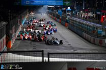 Lynn wins as Di Grassi is disqualified in second London EPrix race